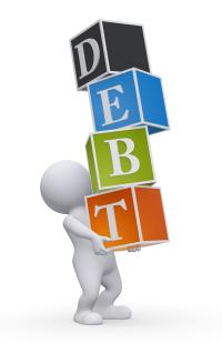 impact de l'endettement des entreprises
